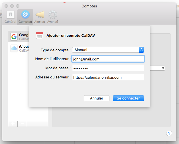 acc u00e9der  u00e0 votre planning via l u0026 39 application de calendrier macos