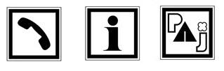 Schéma de panneaux d'indication n°12