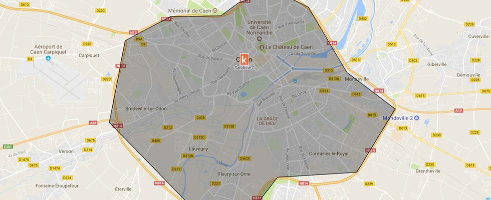 L'auto-école en ligne Ornikar à Caen