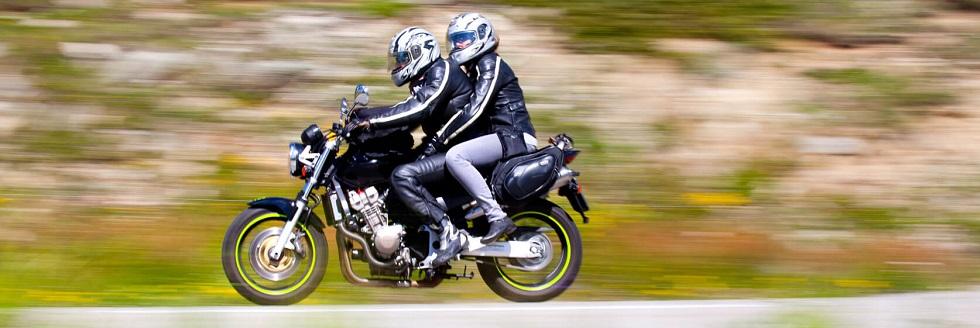 5 conseils pour être un bon passager moto
