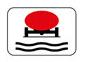 Panonceau de catégorie de véhicule de transport de marchandises susceptibles de polluer les eau naturelles et en quantité