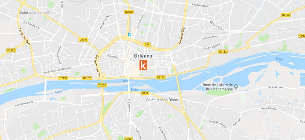 Apprendre à conduire à Orléans