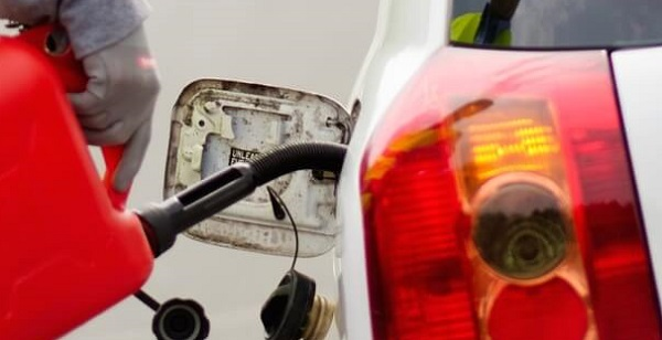 Trappe de carburant des automobiles