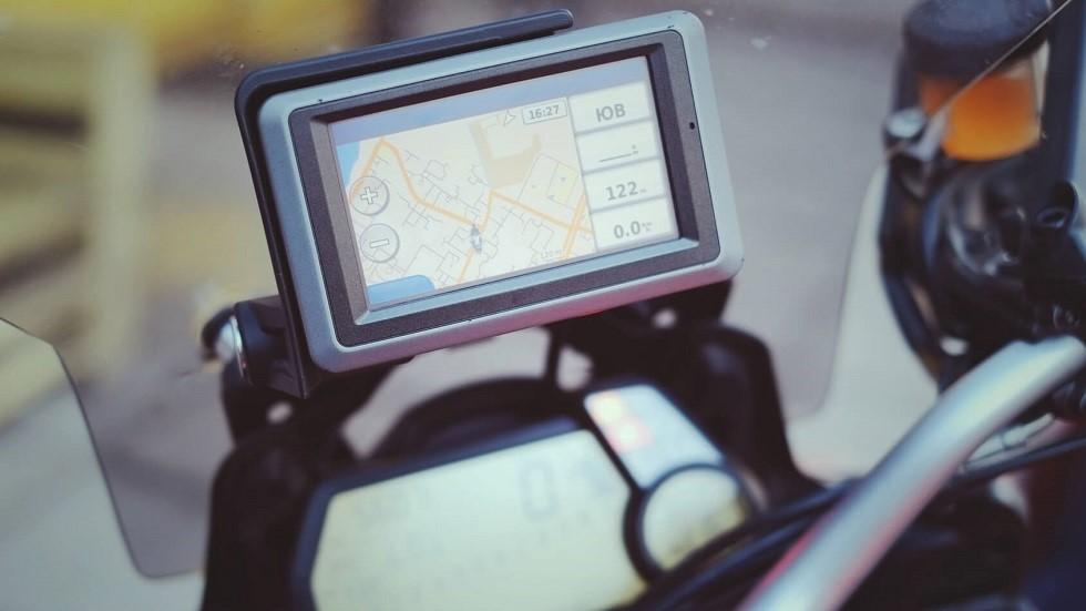 GPS specialement developpe pour les deux-roues motorises
