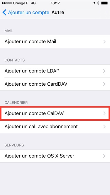 acc u00e9der  u00e0 votre planning via l u0026 39 application calendrier ios