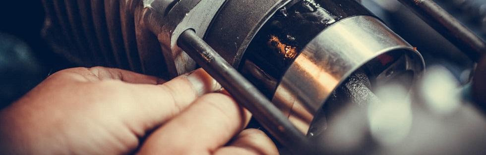 Cylindre de refroidissement par air
