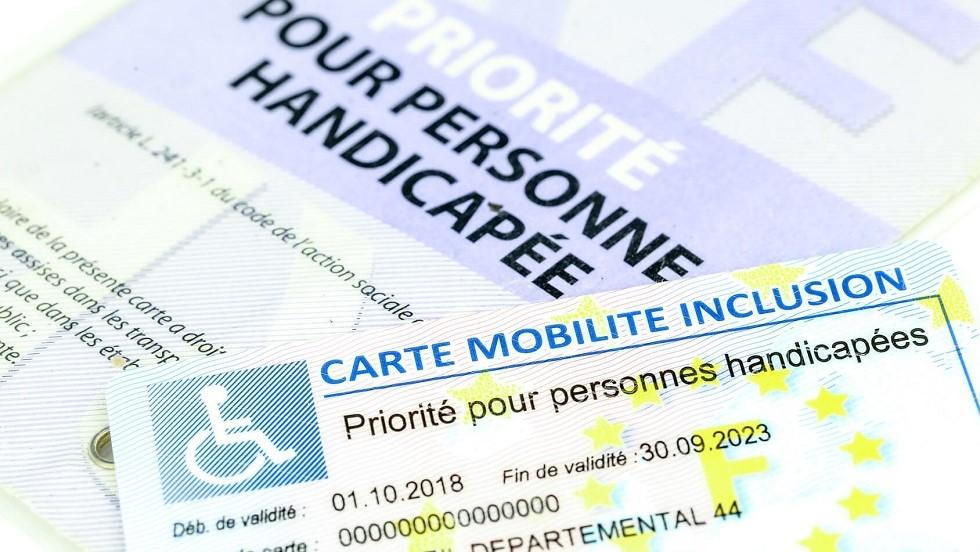 Carte mobilite inclusion pour les usagers handicapes