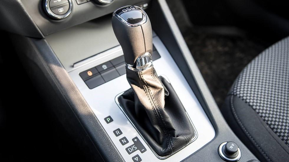 Levier de vitesses d'un vehicule a boite automatique