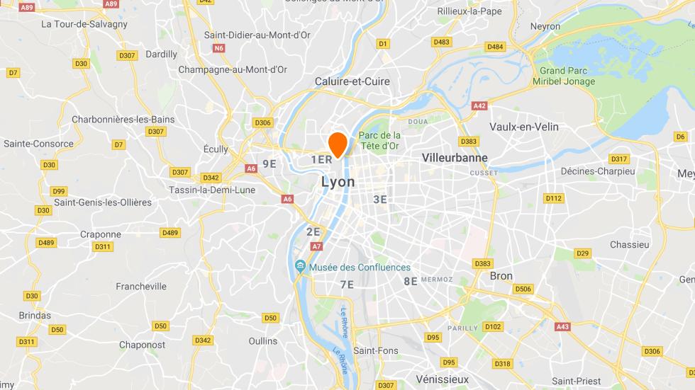 Le point de rendez-vous pour apprendre à conduire à Lyon avec Riadh