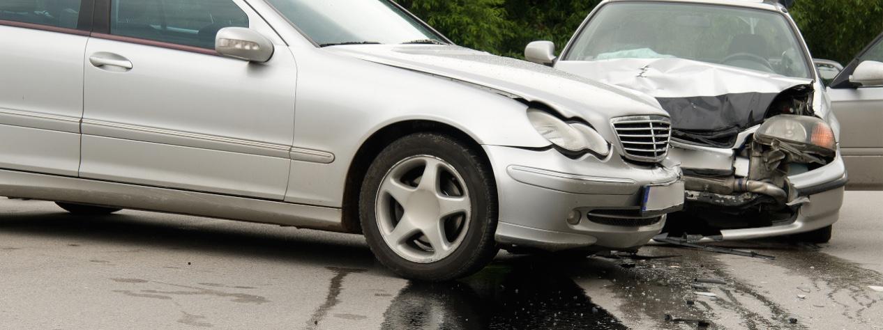 photographie d'un accident